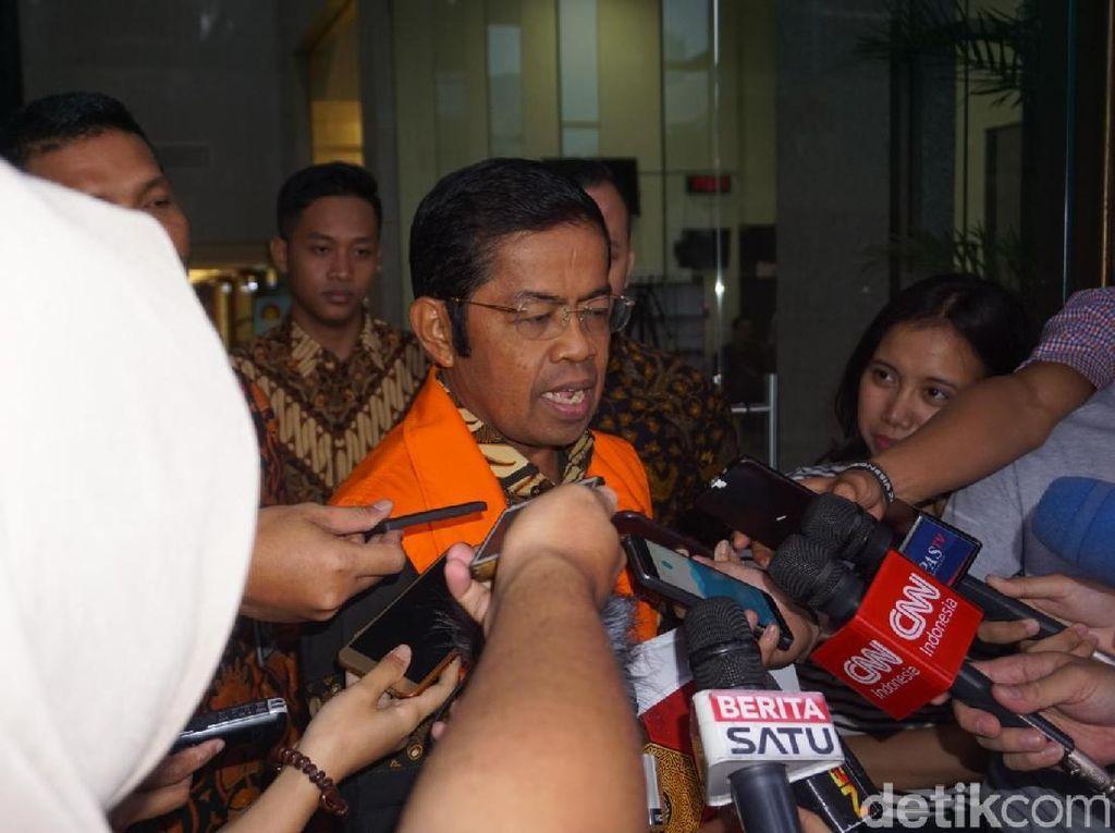Ajukan Banding, Idrus Marham Tak Khawatir Bila Hukuman Diperberat
