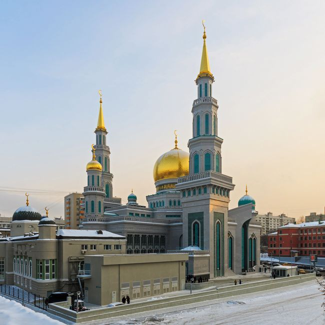 Berita Menengok Sejarah Penyebaran Islam di Rusia Sabtu 25 Mei 2019