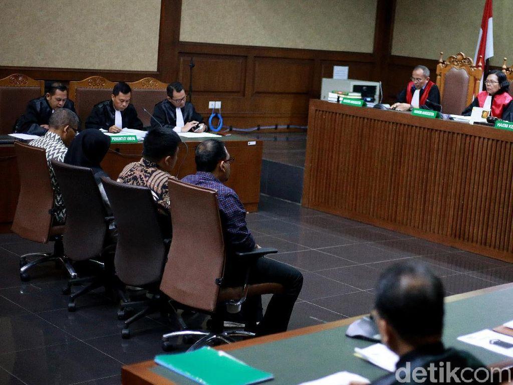 4 Pejabat PUPR Didakwa Korupsi Proyek SPAM