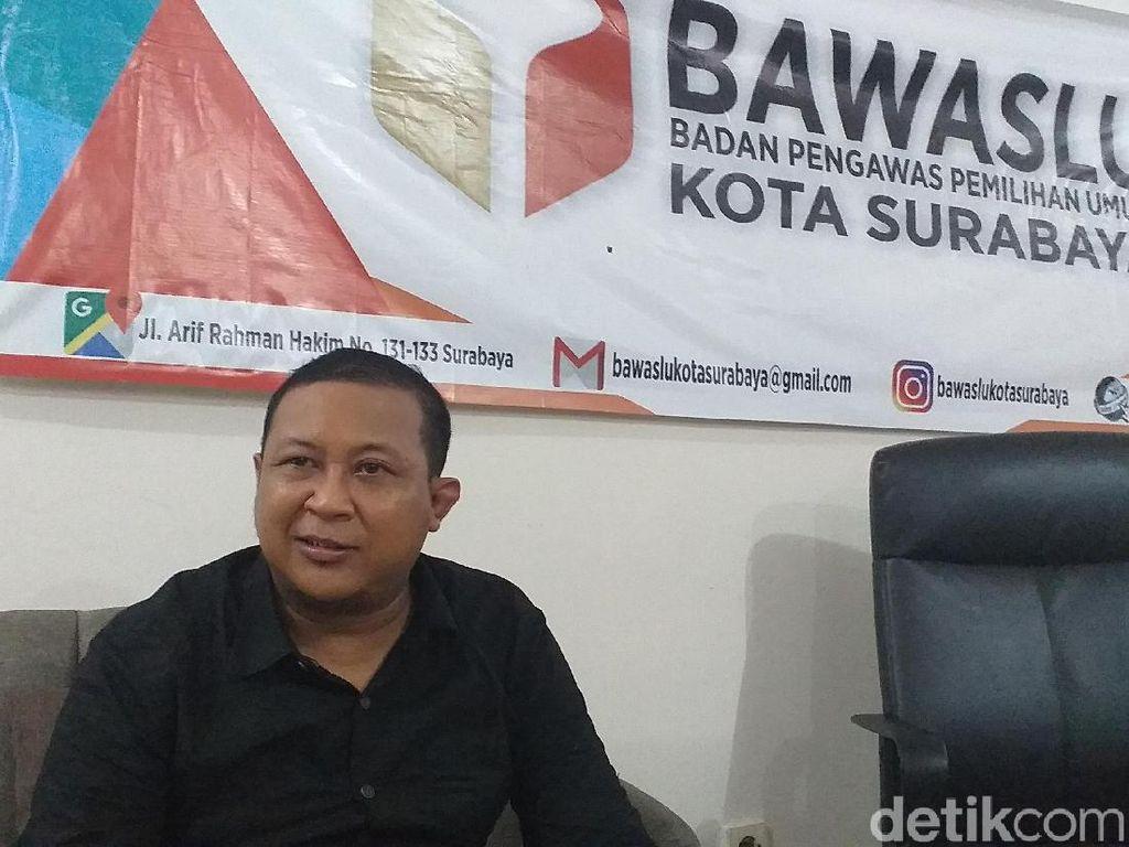 Bawaslu Surabaya Selidiki Temuan C1 Berhologram di Kios Fotocopy