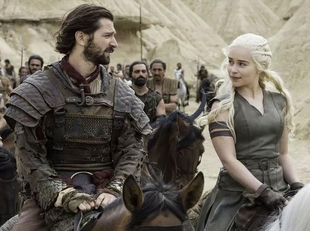 Game of Thrones Best Drama, Ini Daftar Pemenang Emmy Awards 2019
