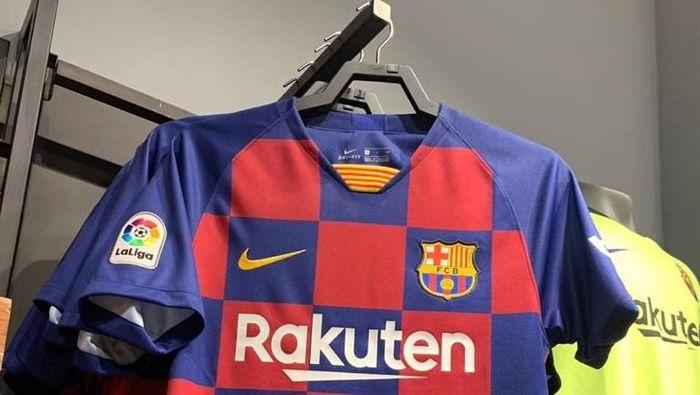 Rumor jersey Barcelona 2019/2020. (Foto: Instagram)