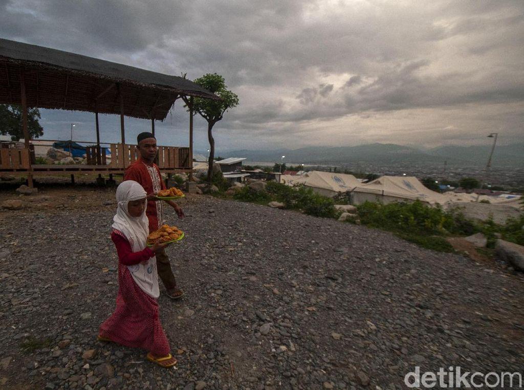 8 Bulan Pasca Bencana, Begini Suasana Ramadhan di Palu