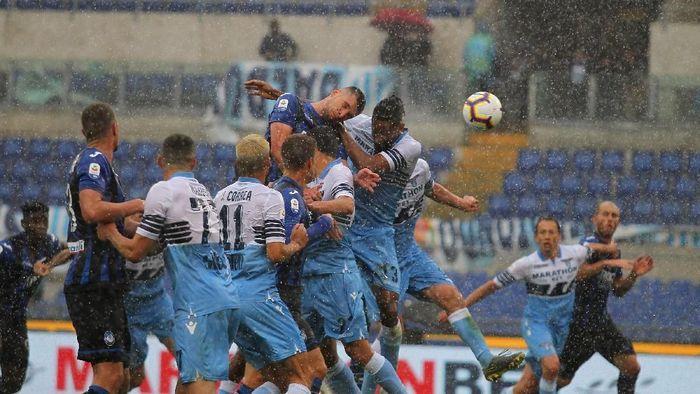 Jadwal siaran langsung Atalanta vs Lazio. (Foto: Paolo Bruno/Getty Images)