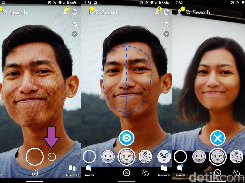 Snapchat is Back! Yuk Coba Filter Terbarunya