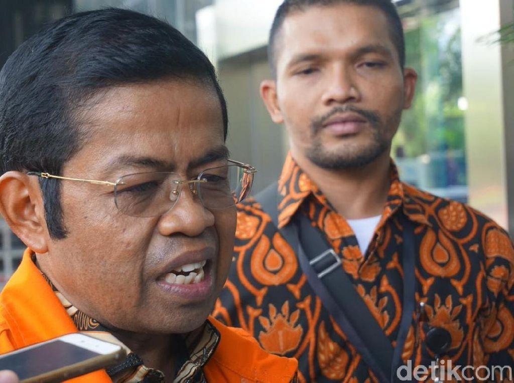 Buntut Persoalan Idrus, Ombudsman Usul Tahanan KPK Tak Dikawal 1 Orang