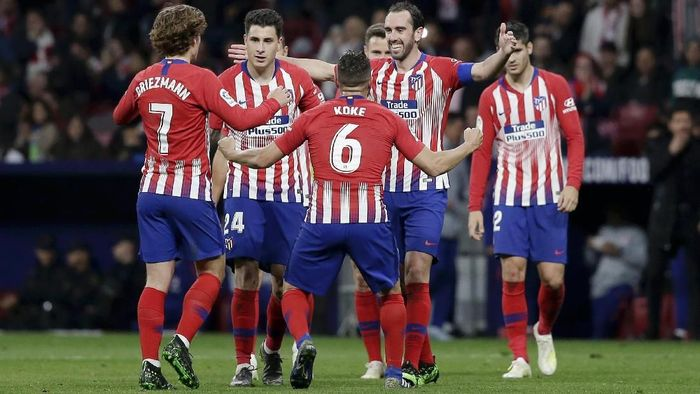Image result for pemain atletico madrid 2019