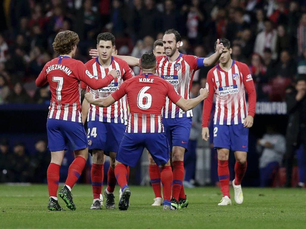 Eksodus Bintang Atletico Madrid: Lucas Hernandez, Godin, Griezmann...