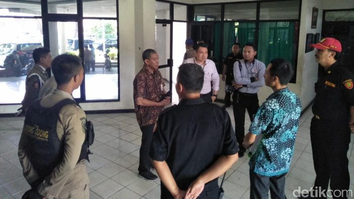 Wisma Persebaya Surabaya diserahkan kepada penanggung jawab klub lagi. (Istimewa)