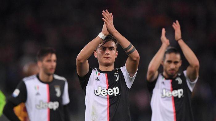 Juventus dikabarkan akan memasukkan Paulo Dybala ke dalam kesepakatan untuk mendapatkan Neymar (Foto: REUTERS/Alberto Lingria)