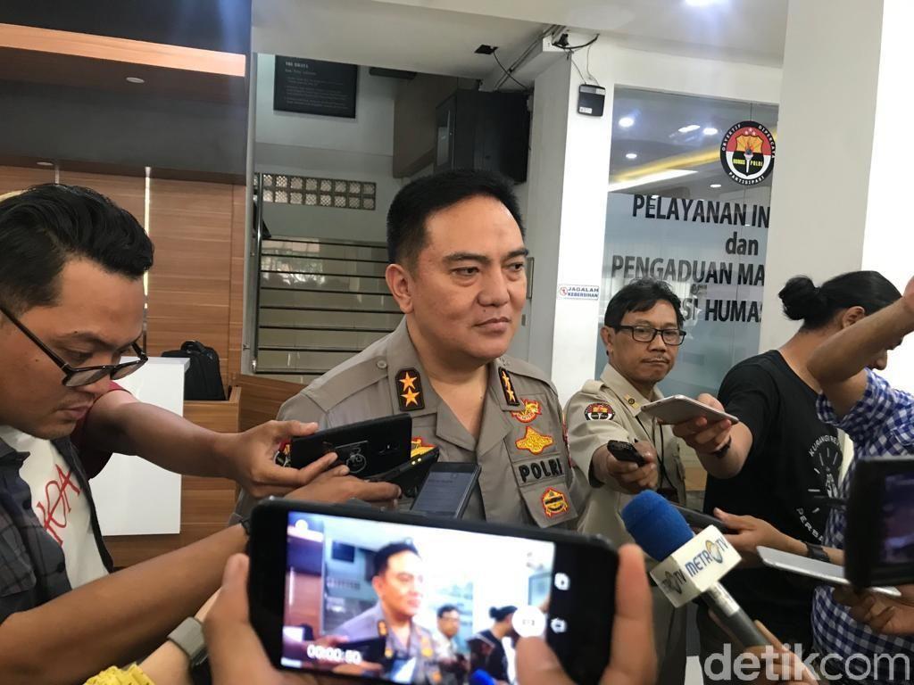 Polri Intensif Patroli Siber, Pantau Konten di Medsos Jelang 22 Mei