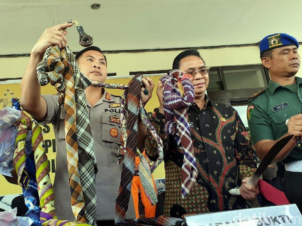 Perang Sarung di Sukabumi Makan Korban, 2 Tersangka Ditetapkan