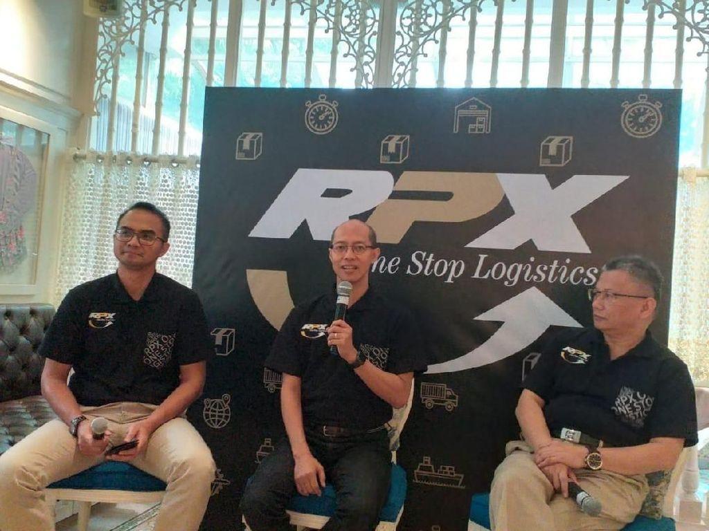 Pengiriman e-Commerce Besar, RPX Buka Cabang di China