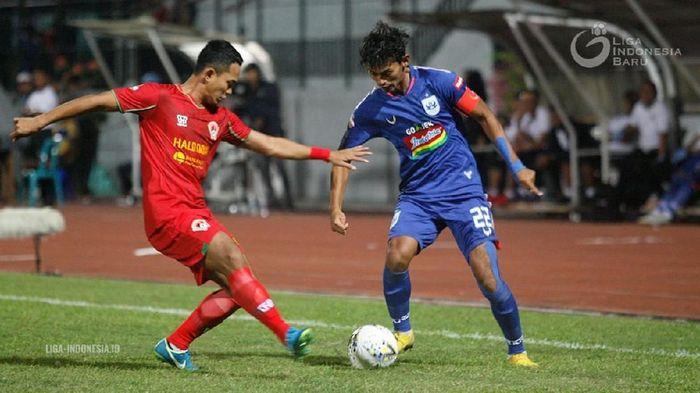 PSIS Semarang kalah 1-2 dari Kalteng Putra. (Foto: Liga Indonesia)