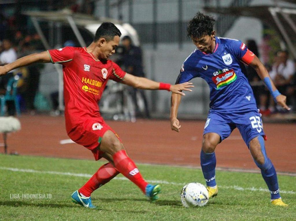 PSIS Semarang Vs Kalteng Putra: Laskar Mahesa Jenar Kalah 1-2