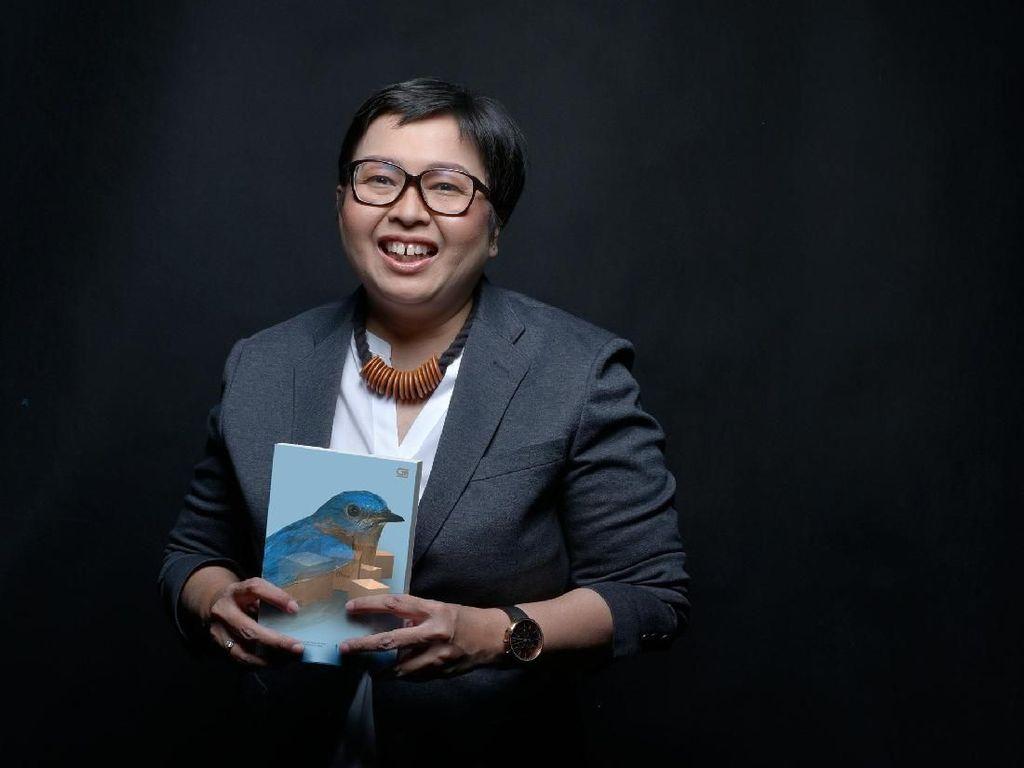 Ika Natassa Soroti Akses Buku yang Belum Terjangkau Publik