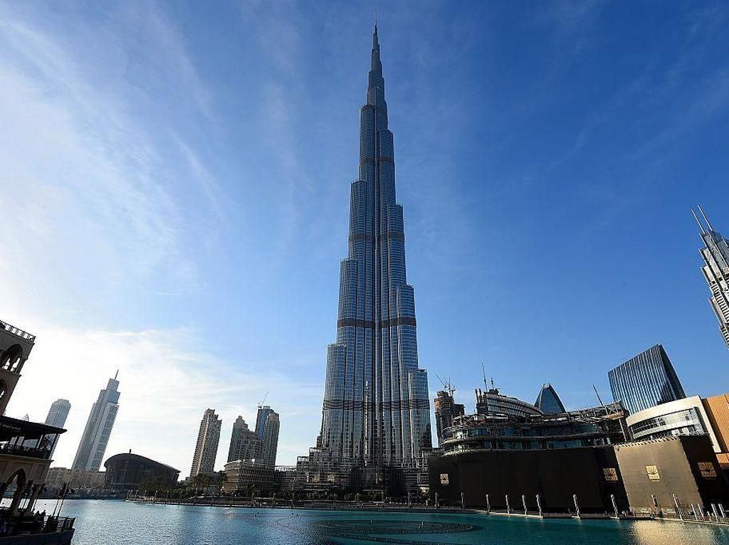 Foto: Aneka Cara Menikmati Dubai ala Warga Lokal