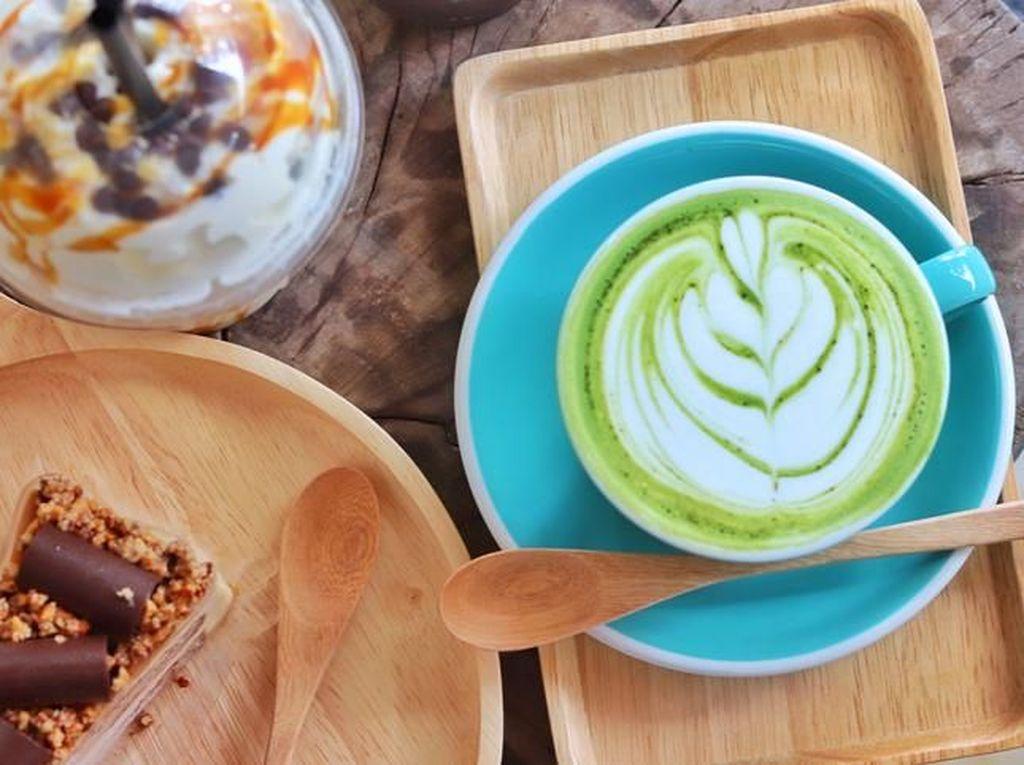 Pertama di Dunia, Kompetisi Latte Art Khusus Matcha Akan Digelar