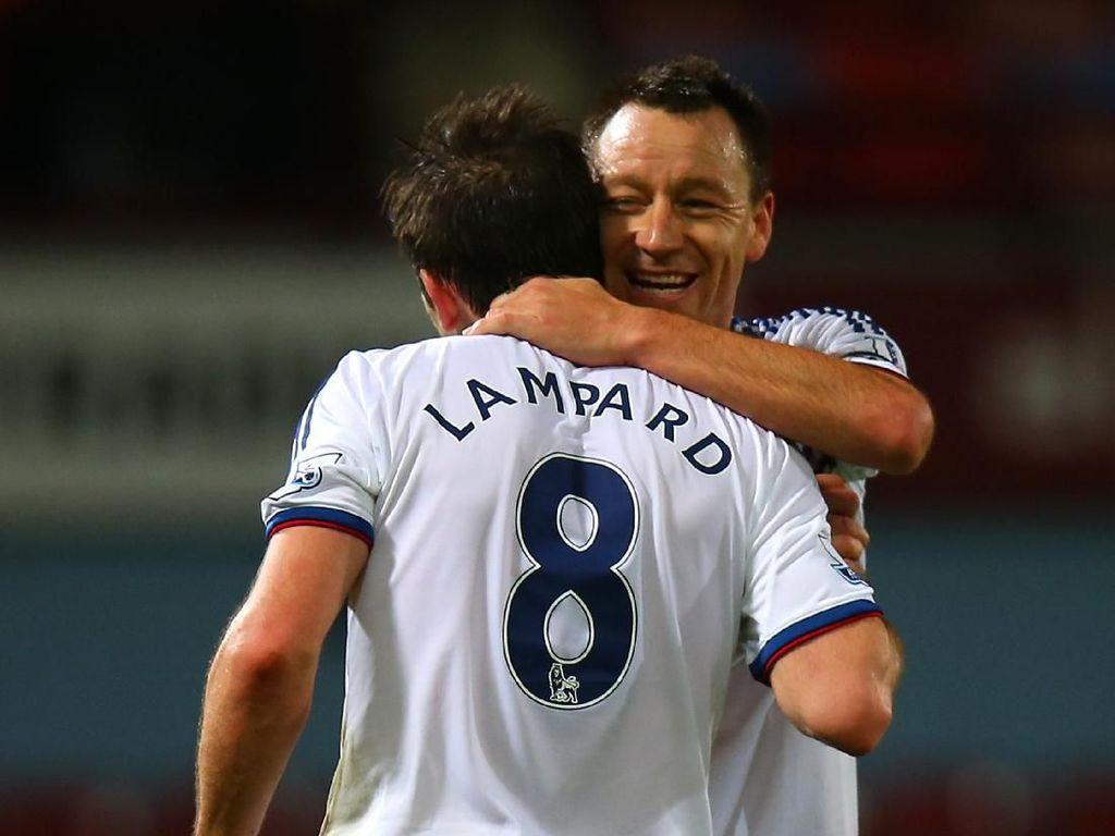John Terry vs Frank Lampard: Berburu Tiket Terakhir ke Premier League