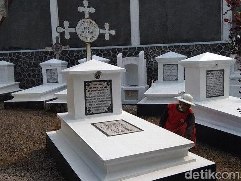 Merawat Kenangan Tokoh Kemanusiaan Van Der Steur di Magelang