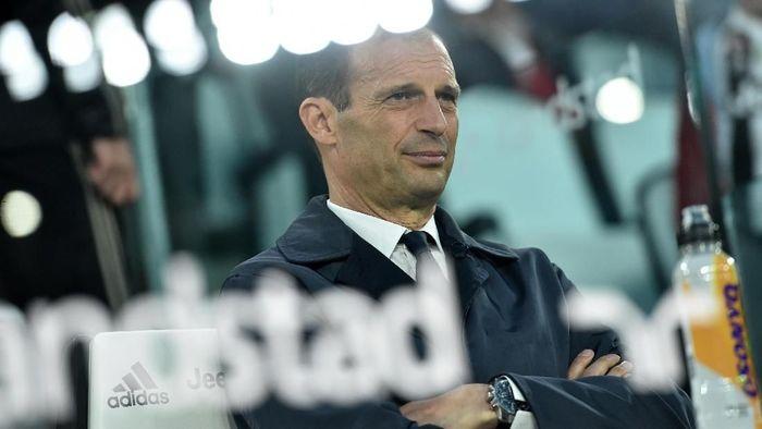 Massimiliano Allegri ditawari Juventus tambahan kontrak setahun. (Foto: Tullio M. Puglia / Getty Images)