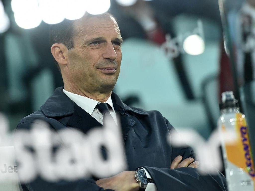 Allegri Pergi Demi Kebaikan Juventus