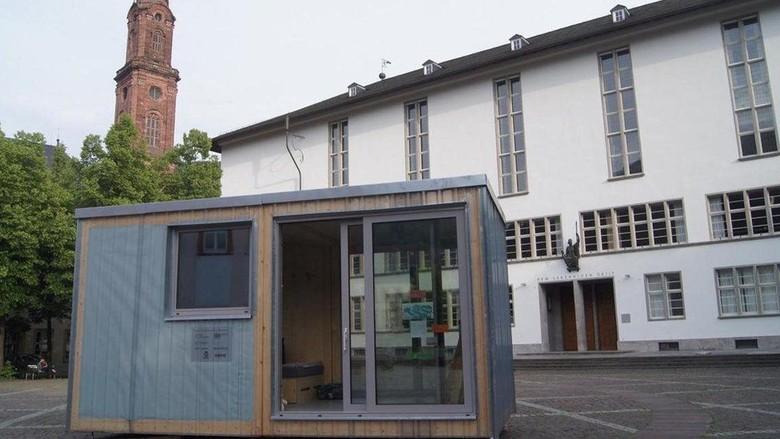 Mahasiswa Jerman yang Membangun Asrama Sendiri