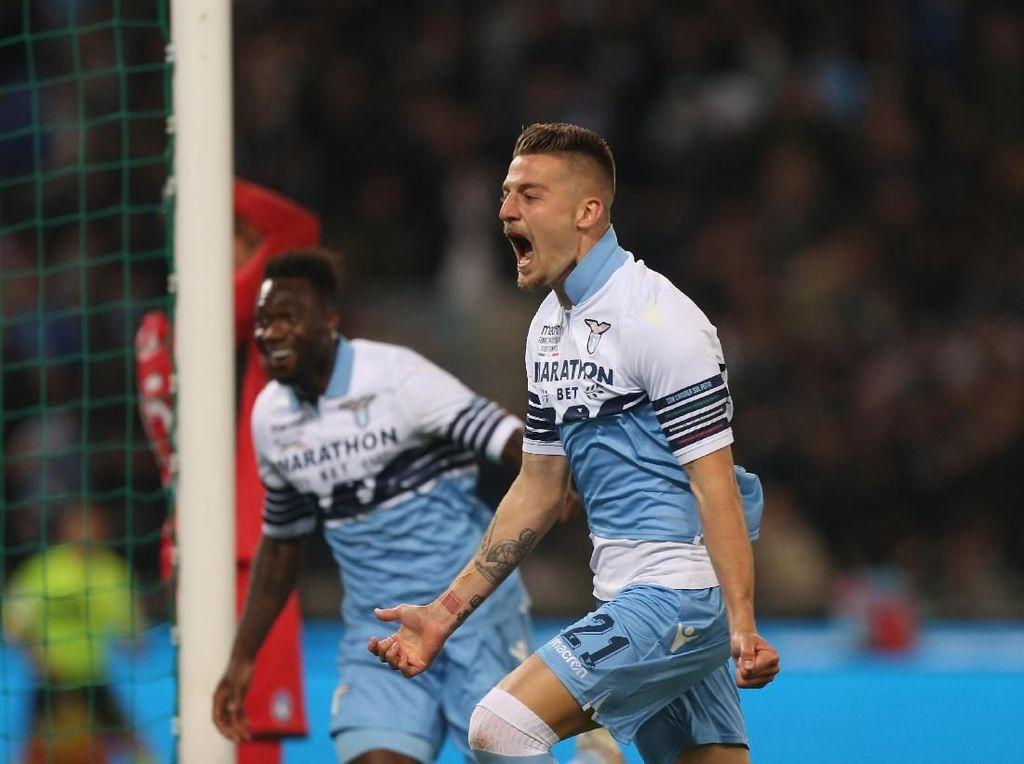 Lazio Kampiun Coppa Italia