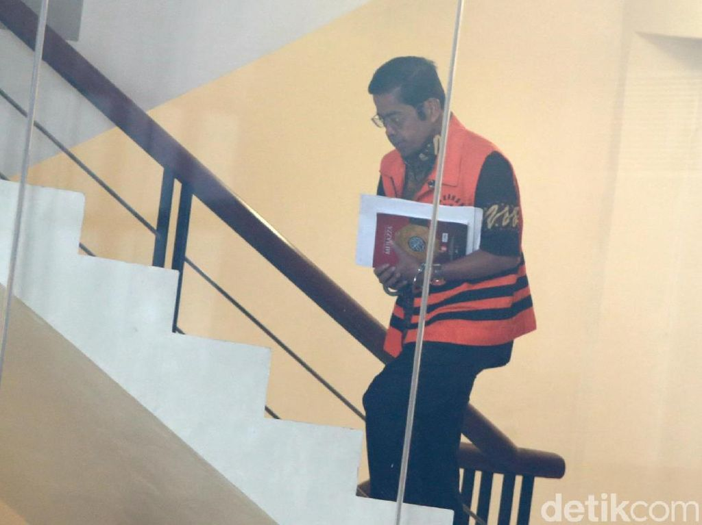 Ombudsman Sebut Maladministrasi Tak Hanya pada Pengawal Tahanan Idrus