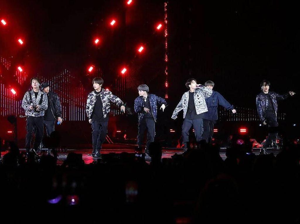ARMY Arab Galang Donasi untuk Fans BTS yang Tak Bisa Beli Tiket