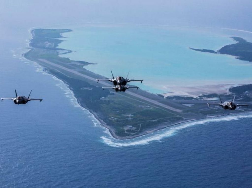 Tabrak Burung, Jet Tempur Siluman AS Alami Kerusakan Senilai Rp 28 M