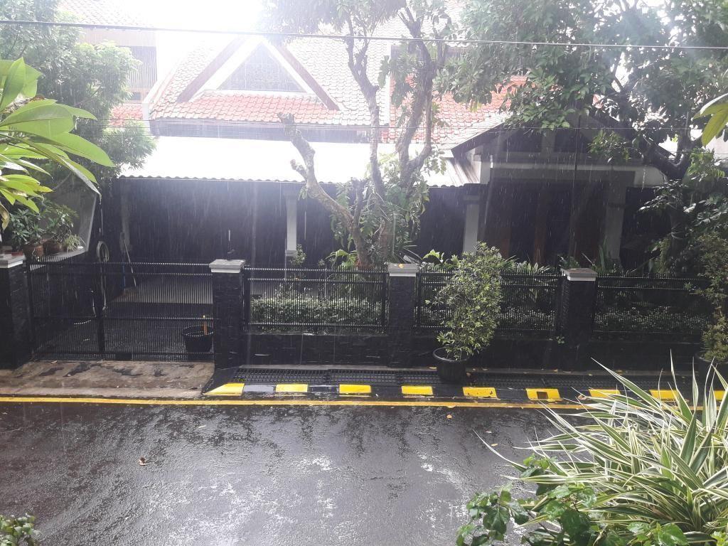 Begini Suasana Rumah Menteri PUPR di Bekasi yang Bakal Digusur
