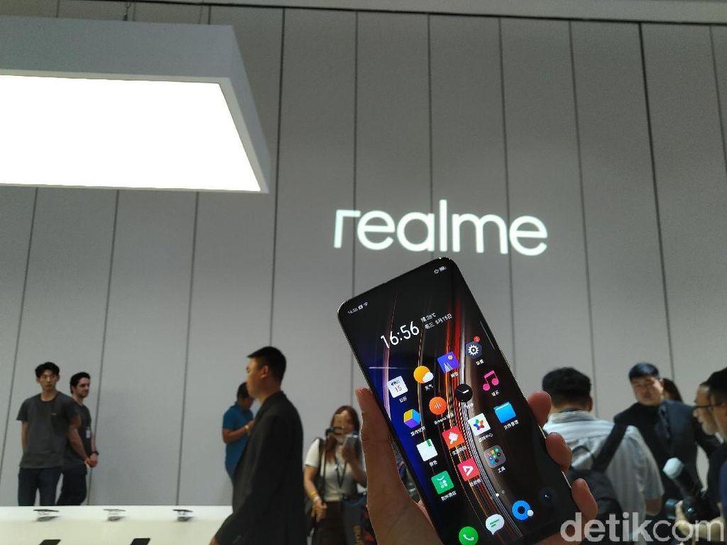 Apakah Realme X Masuk Indonesia?