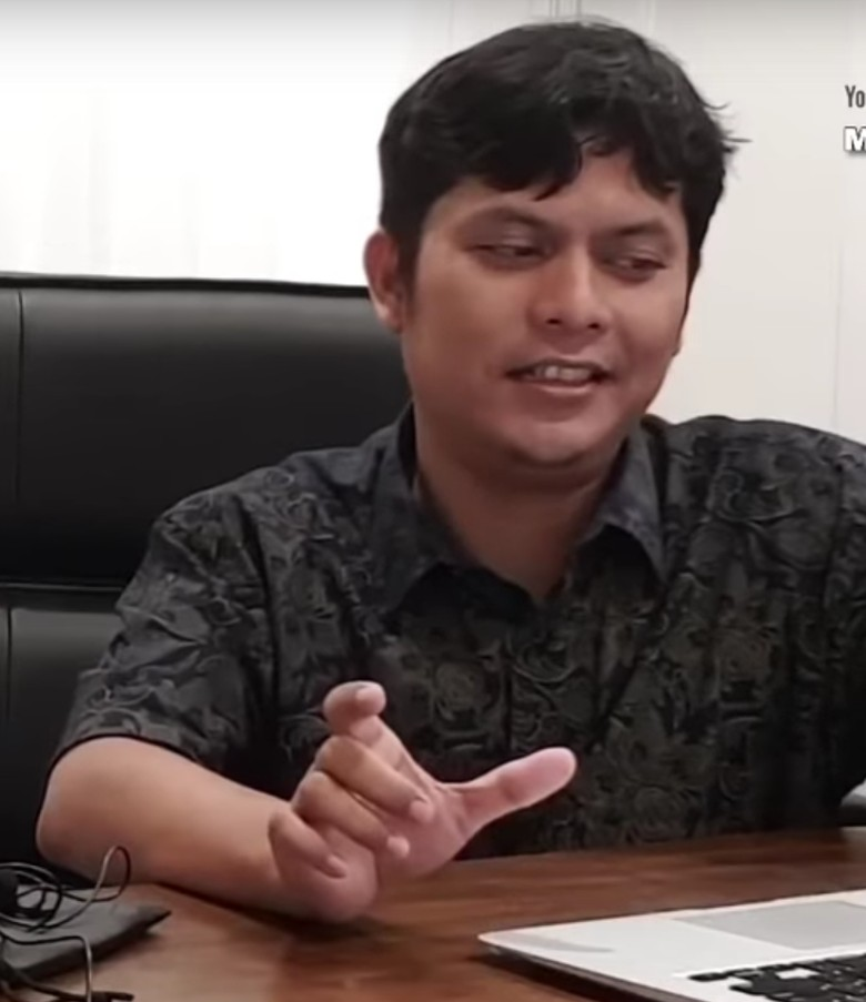 Siapa Hairul Anas Suaidi, Alumni ITB yang Ngaku Bikin Robot Pantau Situng?
