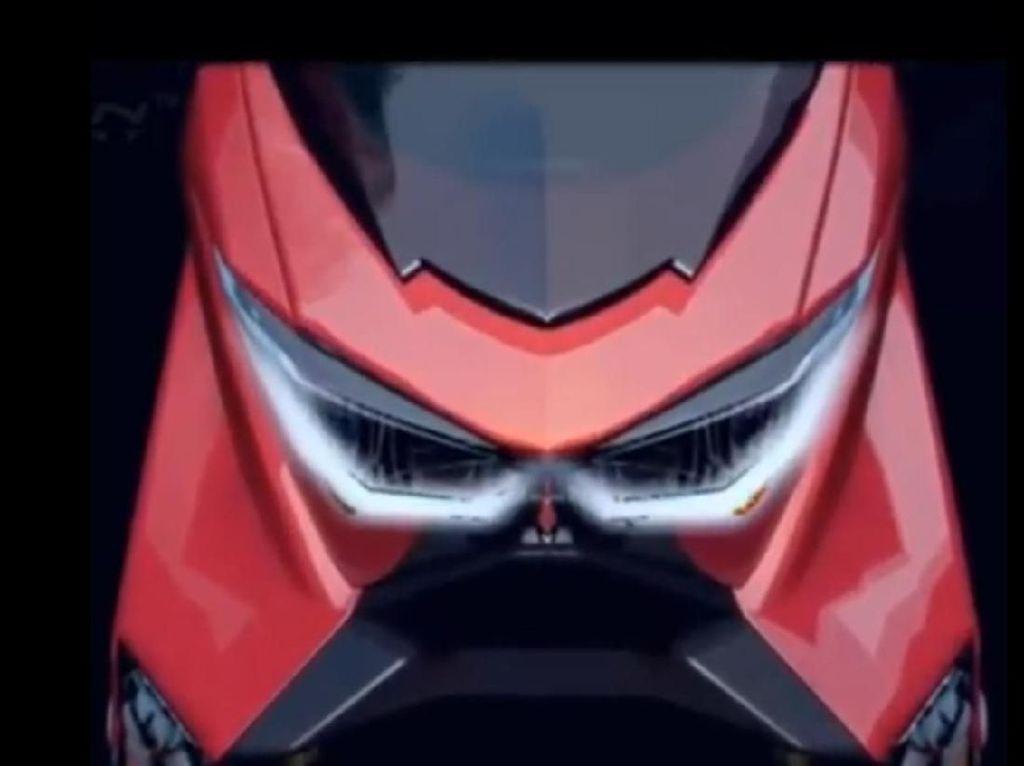 Inikah Desain Final Yamaha NMAX Terbaru?