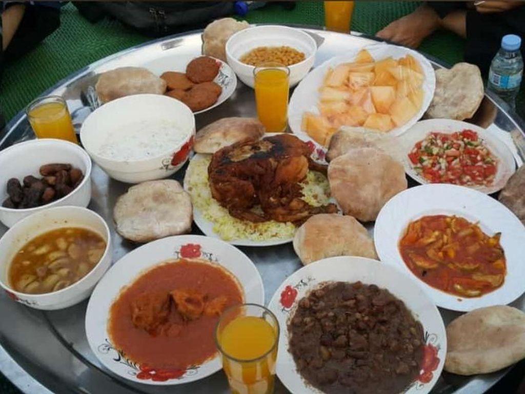 Ramadhan Berlimpah Makanan di Sudan
