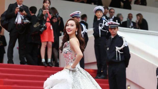 Jessica Jung di Festival Film Cannes