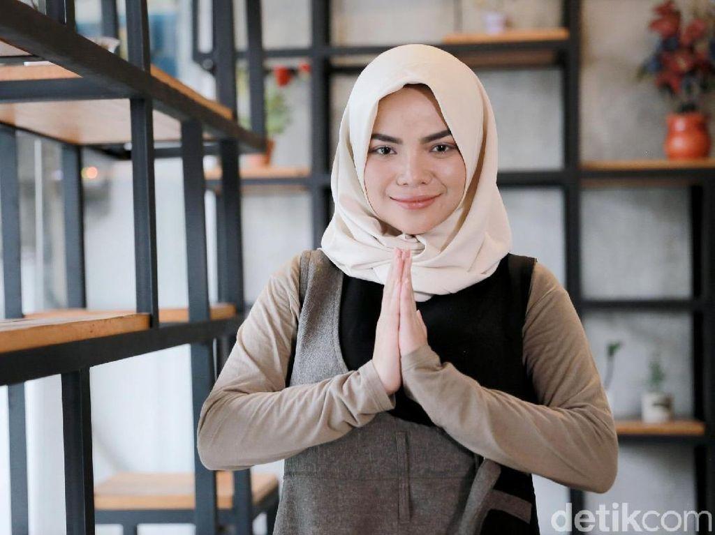 Ramadhan Tahun Ini, Dinar Candy Ingin Cari Keseimbangan