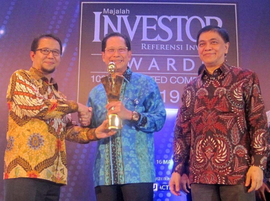Ajang Investor award 2019