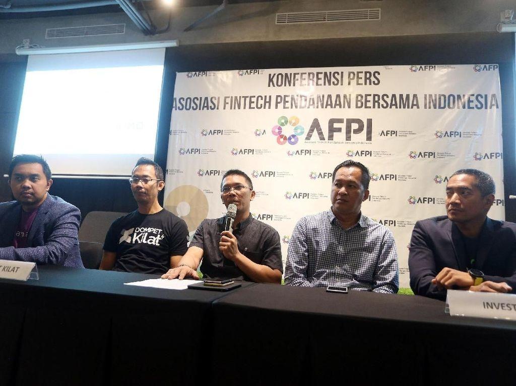 AFPI Apresiasi 4 Fintech yang Peroleh Izin Usaha Dari OJK