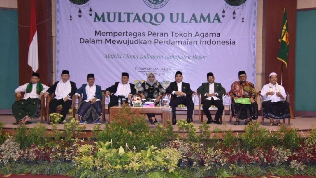 MUI Kabupaten Bogor Gelar Multaqo Ulama