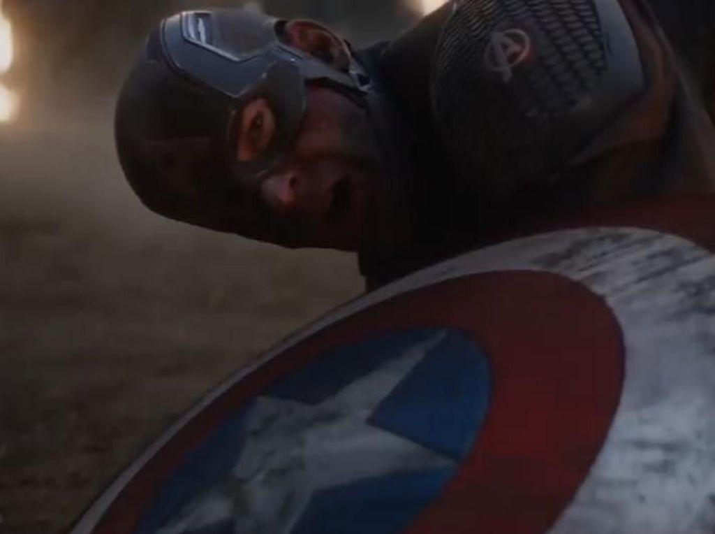 Bikin Haru! Chris Evans Menangis Lepas Karakter Captain America