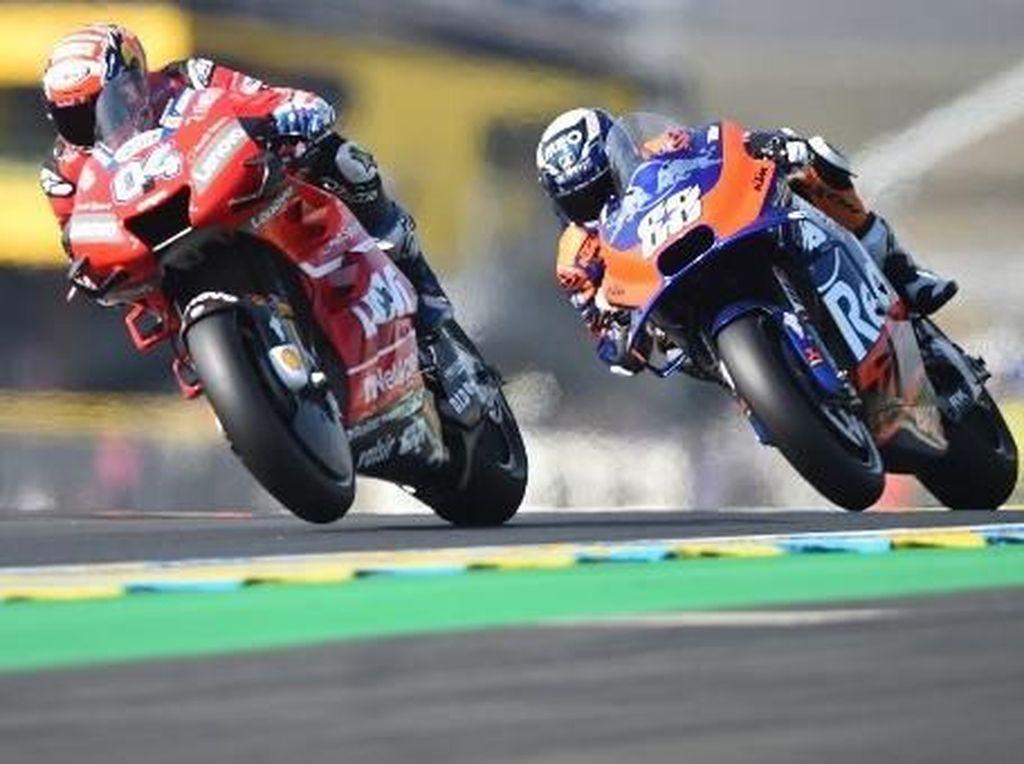 Marshal MotoGP Prancis Meninggal Dunia Kena Serangan Jantung