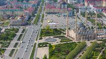 Foto: Masjid Lambang Kedamaian di Rusia
