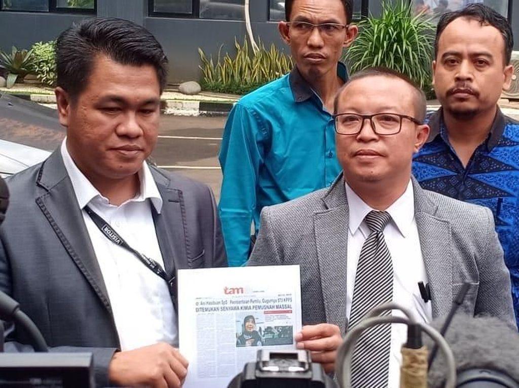 Pengacara: Kami Duga dr Ani Hasibuan Ditarget di Kasus Hate Speech