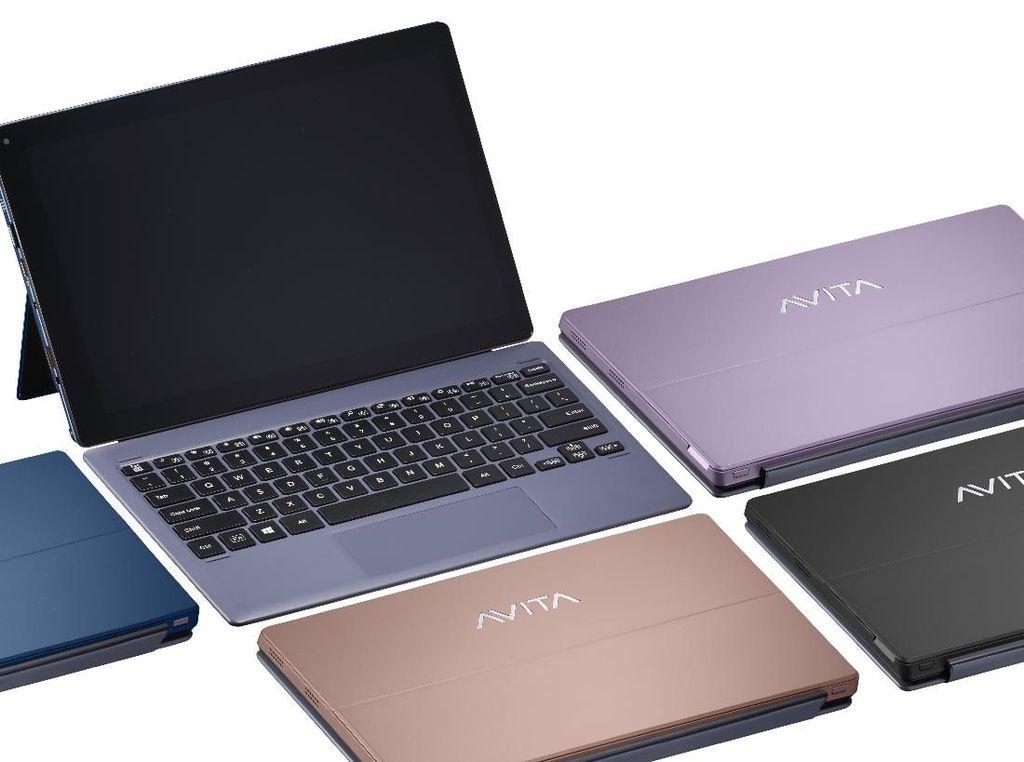 Masuk Indonesia, Laptop 2-in-1 Avita Dibanderol Rp 4 Jutaan