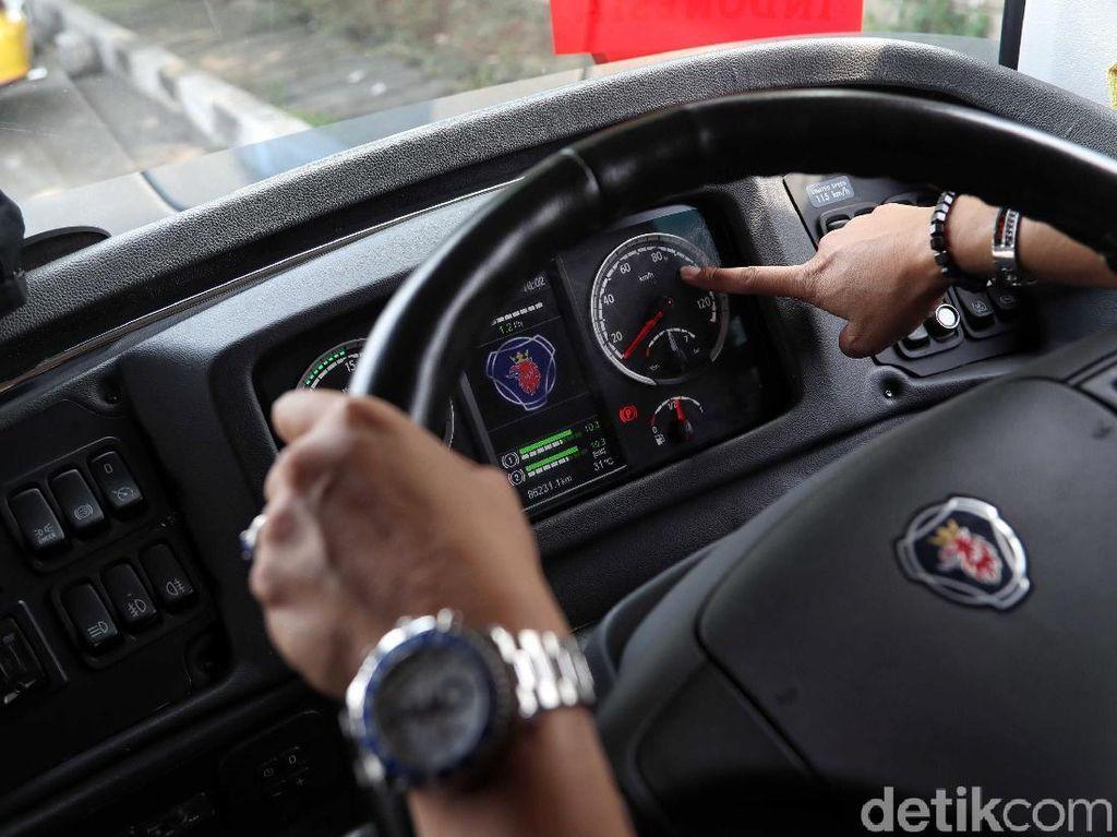 Lebih Aman! Mulai Tahun Ini, Setiap Bus Umum Wajib Pakai Perangkat GPS