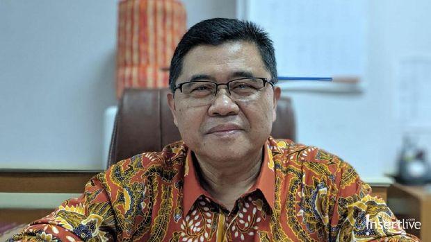 H. Hanafi Baihaqi, Panitera Pengadilan Agama Jakarta Barat