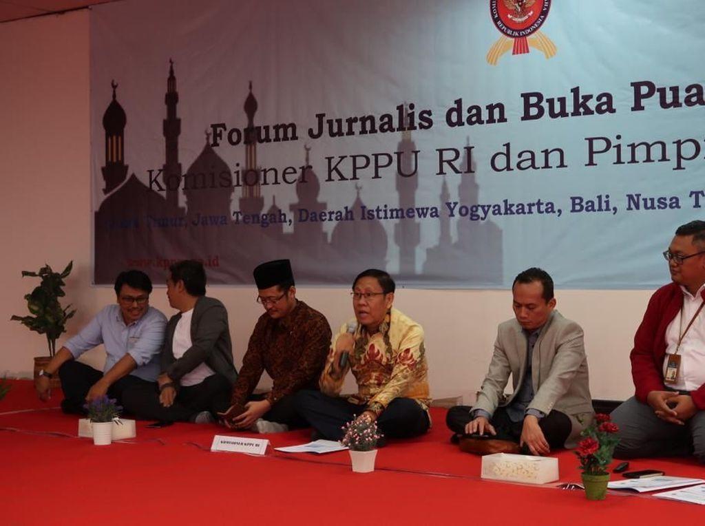 Resmi Jadi Kanwil IV, KPD KPPU Surabaya Tancap Gas Selesaikan 6 Laporan