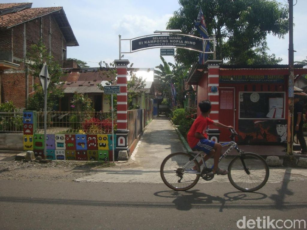 Foto: Kampung Wisata di Banyumas yang Instagenic dan Edukatif